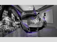 Lamborghini Veneno Fantasy Crystal Home Fly Car 2014 el Tony