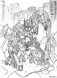 Optimus Prime by Bumble217 on DeviantArt