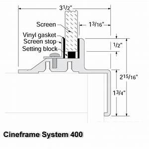 Cineframe System 400    Draper  Inc