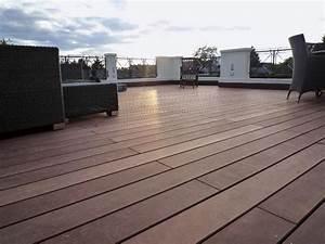 Holzfliesen auf der terrasse verlegen die vorteile for Terrasse verlegen