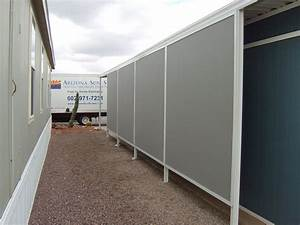 Carport Panel Screen Arizona Sun Screen