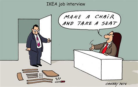 Job Interview Meme - 10 jokes you will understand only if you live in ikea bored panda