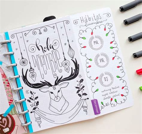 house planner free 15 bullet journal layout ideas free printable