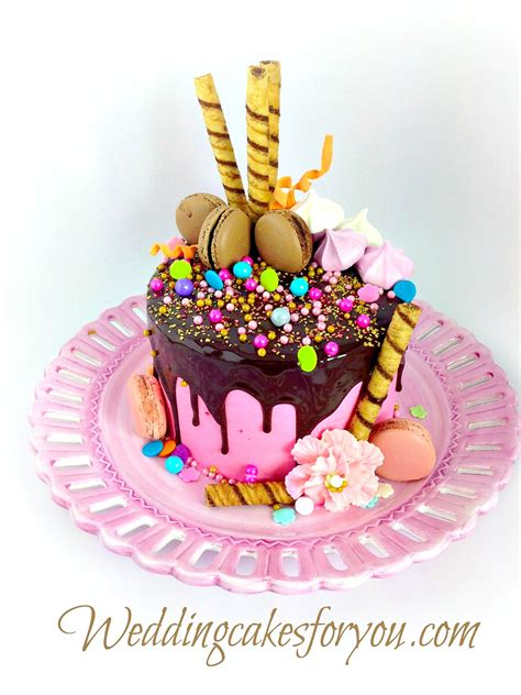 Cake Images Drip Cakes Are All The Rage