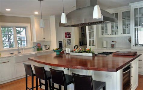 wood tops for kitchen islands custom wood countertops kitchen island tops butcher 1951