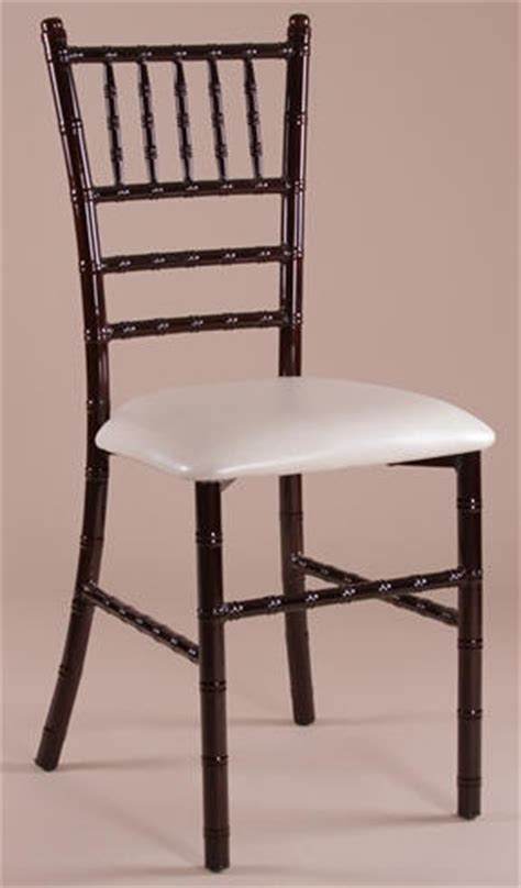Mahogany Vs Fruitwood Chiavari Chairs by Mahogany Metal Chiavai Chair Metal Chairs