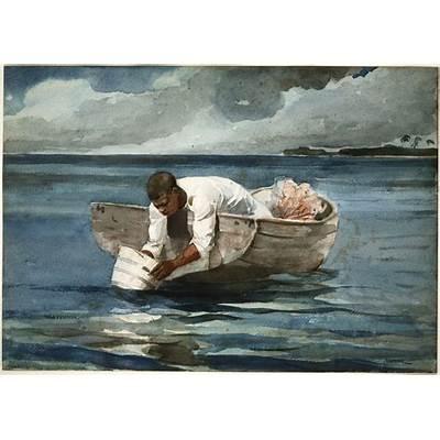 File:Winslow Homer - The Water Fan.jpg Wikimedia Commons