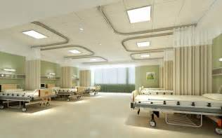 hospital ward interior design 3d house