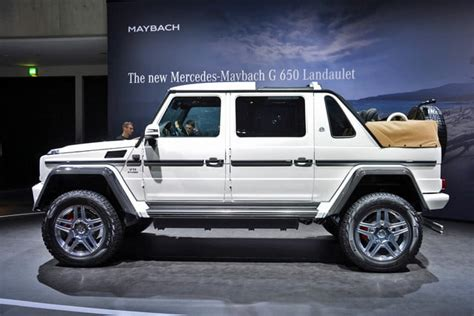 mercedes maybach  landaulet news specs pictures
