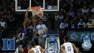 Duke's Harry Giles: The Spark In ACC Tournament Win Over ...