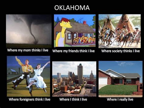 Okc Memes - the oklahoma meme we can all relate to the french have a saying it goes a little like this