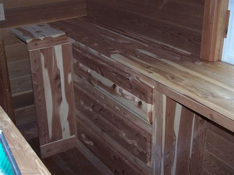 handmade walk in cedar closet by j l ross custom