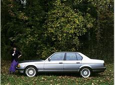BMW 7 Series E32 ALPINA Automobiles