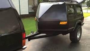 Jeep Cherokee Spl Fun Trailer Car Audio
