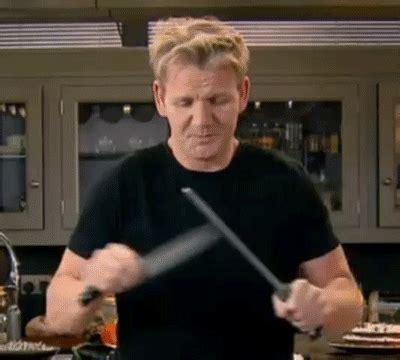 sharpen  knife  hone     epicurious