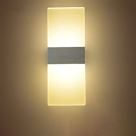 led wall sconce com
