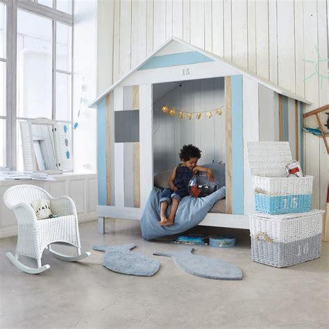rideaux de chambre de fille maisons du monde collection kid aventure déco