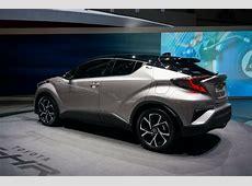 Toyota CHR, czyli drapieżny crossover w wydaniu eko
