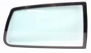 Rh Rear Quarter Side Window Glass 99