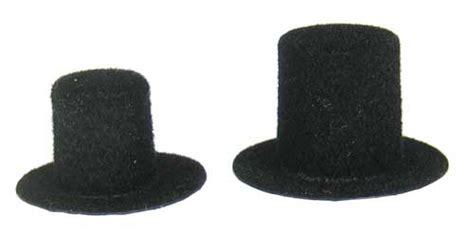 mini zylinder zum basteln mini zylinderhut beflockt schwarz 2 5 cm eur 0 39 gt miroflor floristik geschenke bastelbedarf