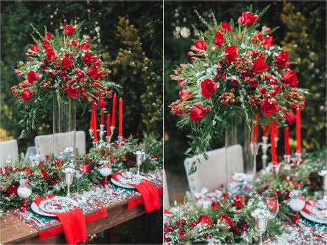 Christmas Wedding Style Shoot Bride Link
