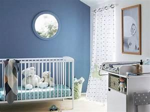chambre de bebe 15 idees pour un garcon elle decoration With idee deco chambre garcon bebe