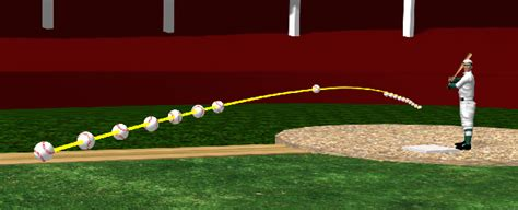 pitching  baseball tracking high speed motion