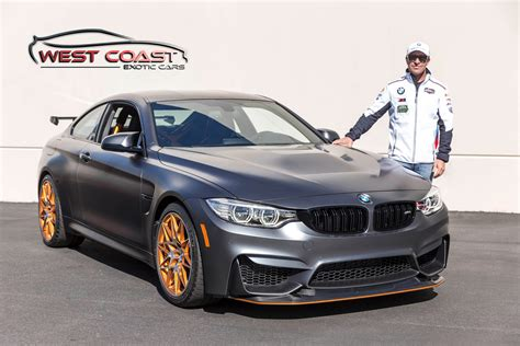 what is a bmw bmw driver bill auberlen sells his m4 gts includes a