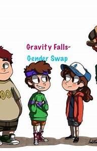 Gravity Falls- Gender Swap - Rainbow - Wattpad