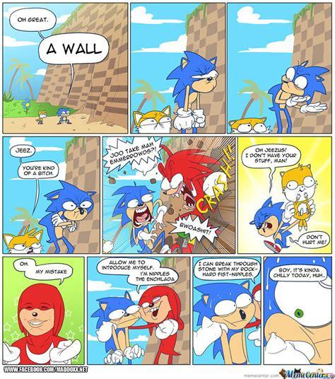 Sonic The Hedgehog Meme - sonic the hedgehog by maddoxx meme center