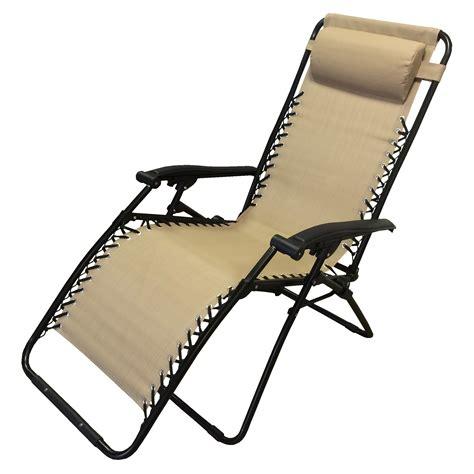 reclining zero gravity chair beige black textoline