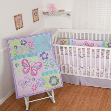 butterfly crib bedding set sumersault butterfly bouquet 4 crib bedding set