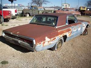 1966 Ford Thunderbird Parts Car 2