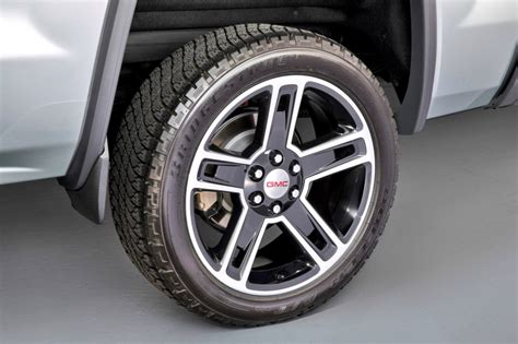gmc sierra elevation  carbon editions bring top