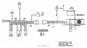 Dixon Ztr 429  1990  Parts Diagram For Wiring Assembly