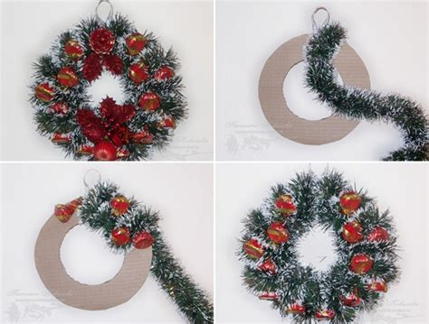 wreaths to make for christmas how to diy easy sweet christmas wreath see more beautiful diy chrsitmas wreath ideas at