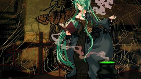 Anime Witch Wallpaper - anime wallpaper 54 images