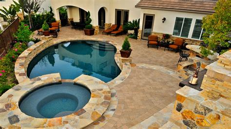 backyard pool designs pool ideas  small backyards youtube