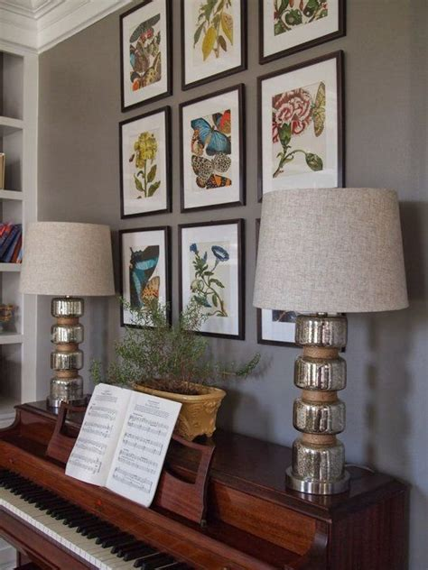 decor gallery best 25 piano decorating ideas on