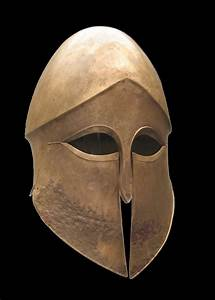 Corinthian helmet - Wikipedia  Ancient