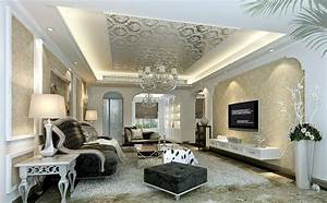 The best living room wallpaper designs for Best wallpaper designs for living room