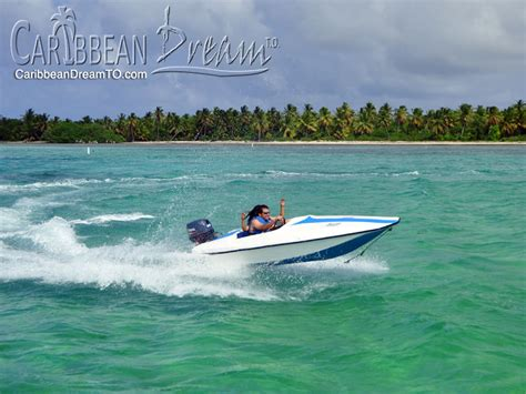 Small Fast Boats by Bavaro Splash Speed Boats Punta Cana Tours And Excursions