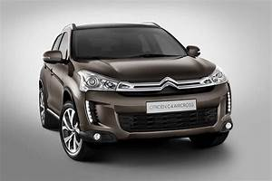 Citroën C4 Aircross Business : photo exterieur citroen c4 aircross et photo interieur citroen c4 aircross ~ Gottalentnigeria.com Avis de Voitures