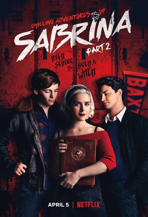 The new poster for Sabrina teases a major plot for season two
