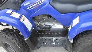 Yamaha Grizzly 125 Review  U0026 Startup