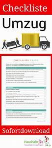 Erste Wohnung Checkliste : checklisten jetzt im shop entdecken und downloaden ideen f r ein kleines haus umzug ~ Orissabook.com Haus und Dekorationen