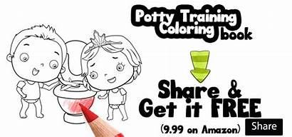 Potty Training Coloring