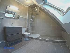 stunning salle de bain sous pente 5m2 pictures With salle de bain sous pente 5m2