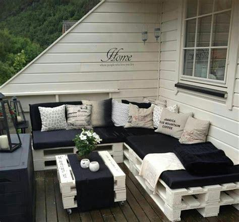 Kreative Palettenideen Für Garten Und Balkon Klonblog