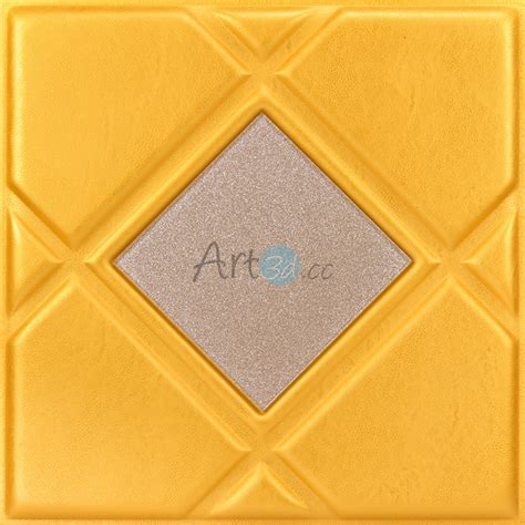 interior pu leather tile